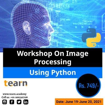 Workshop on Image Processing using Python
