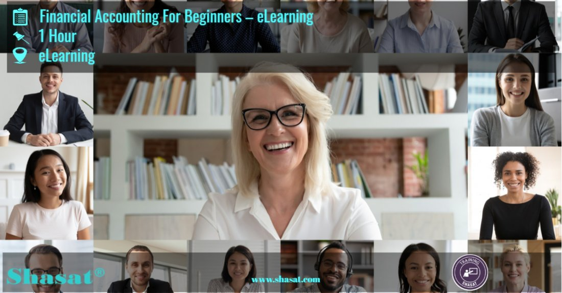 Financial Accounting For Beginners – eLearning (1 Hour), 3 October | Online Event | AllEvents.in