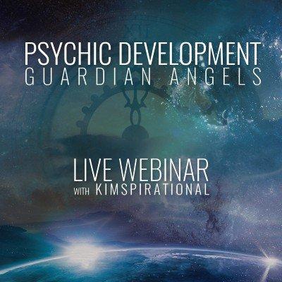 Psychic Development  Guardian Angels