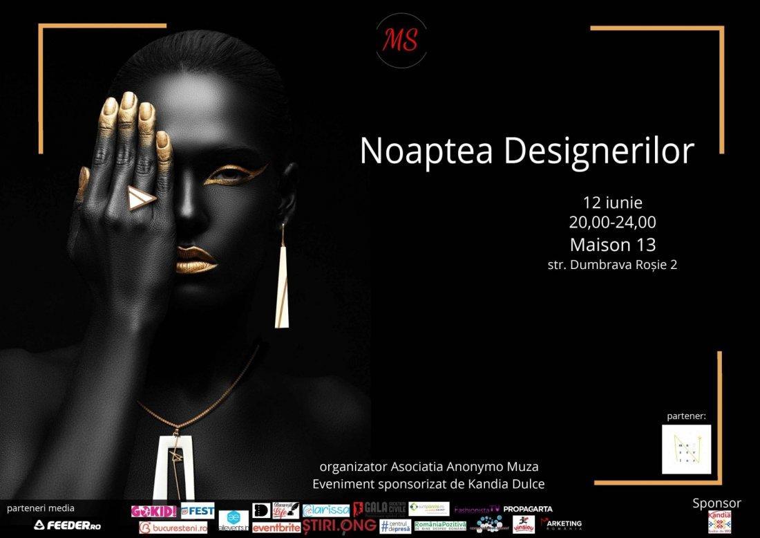 Noaptea Designerilor Romani  | Event in Bucharest | AllEvents.in