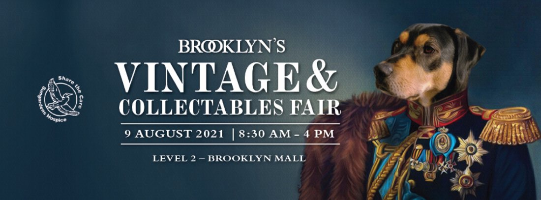 Brooklyn's Vintage & Collectables Fair, 9 August | Event in Pretoria | AllEvents.in