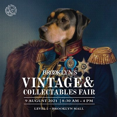 Brooklyns Vintage & Collectables Fair