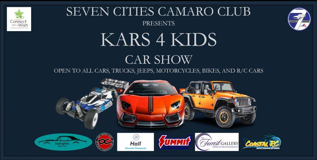 Kars 4 Kids Car Show, 30 October | Event in Virginia Beach | AllEvents.in