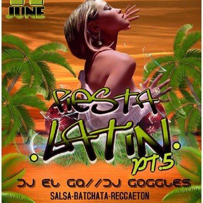 Fiesta Latina PT.5 - Online Zoom Party