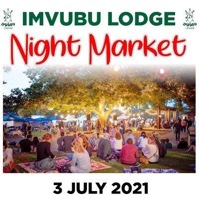 The Imvubu Lodge Night Market