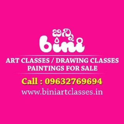 Art Classes - FREE ART DEMO CLASS