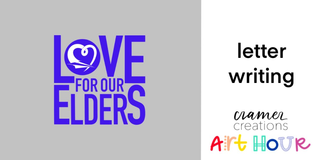 Letter Writing for Love For Our Elders, 18 July   Online Event   AllEvents.in