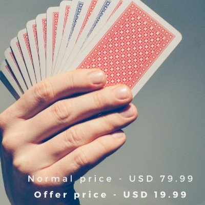 Build Self-awareness using a deck of 52-cards