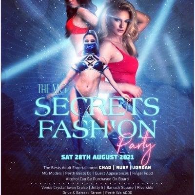 The MG Secrets Fashion Party