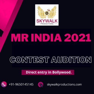 Mr India 2021 Winner face