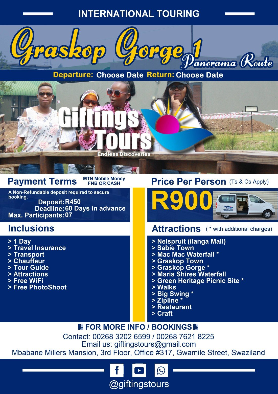 Graskop Gorge Mpumalanga, 1 October | Event in White River | AllEvents.in