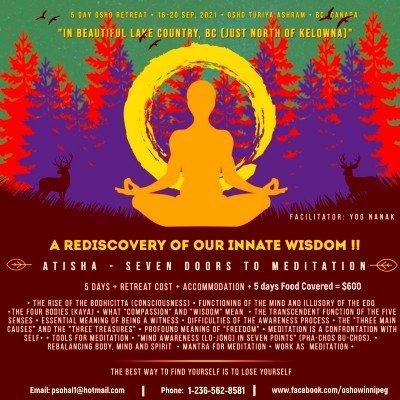 Atisha - Seven Doors to Meditation