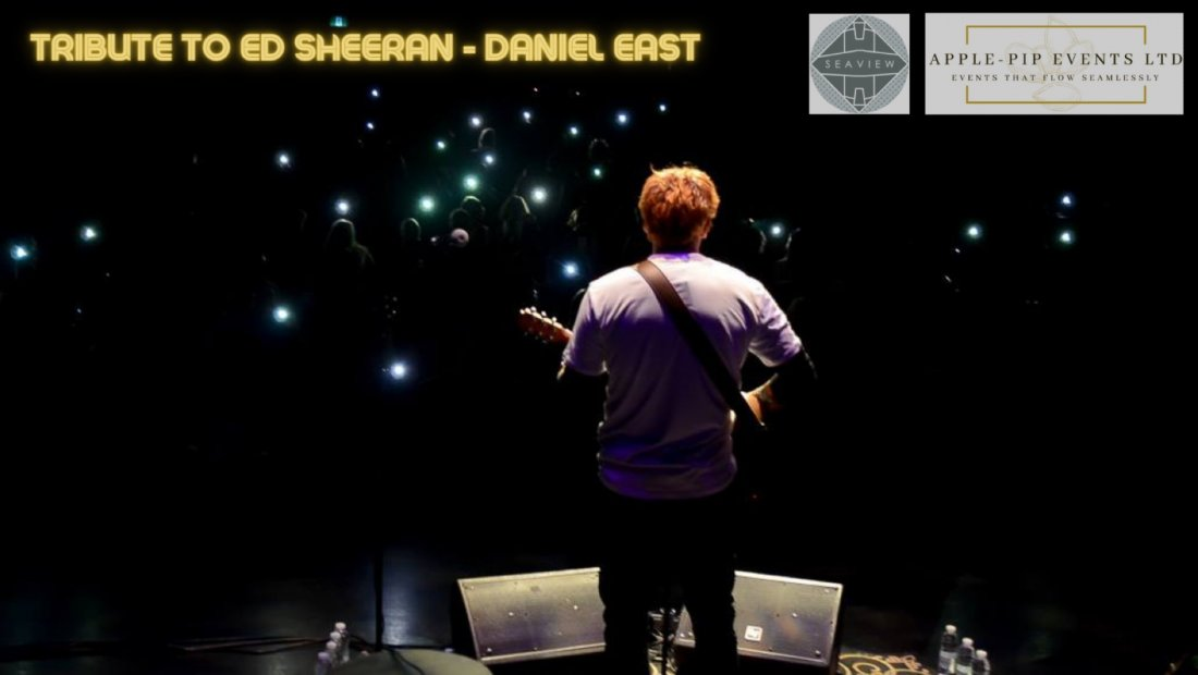 Ed Sheeran (Tribute) - LIVE in Redcar, 30 July | Event in Redcar | AllEvents.in