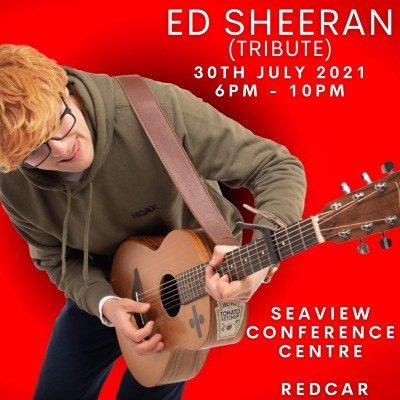 Ed Sheeran (Tribute) - LIVE in Redcar