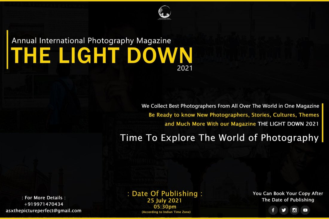 The Light Down 2021 Publishing Day, 25 July | Online Event | AllEvents.in
