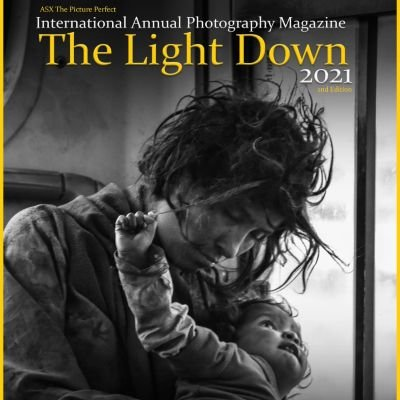 The Light Down 2021 Publishing Day