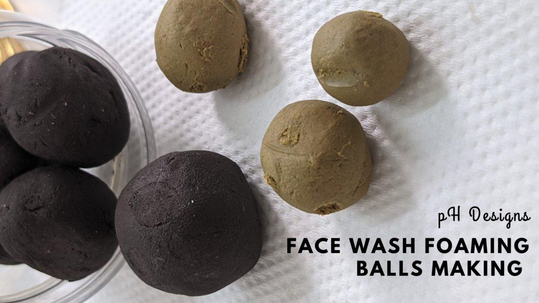Face Wash Foaming Balls Making Workshop | Online Event | AllEvents.in