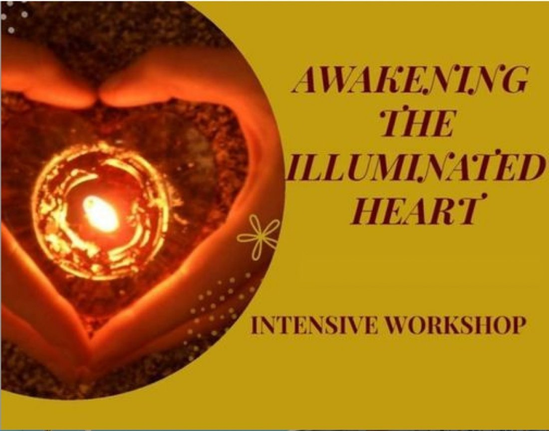 Awakening the Illuminated Heart Workshop in Melbourne   Event in South Yarra   AllEvents.in