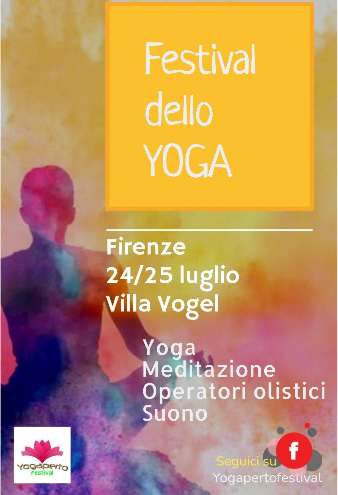 Festival dello yoga Firenze  | Event in Florence | AllEvents.in
