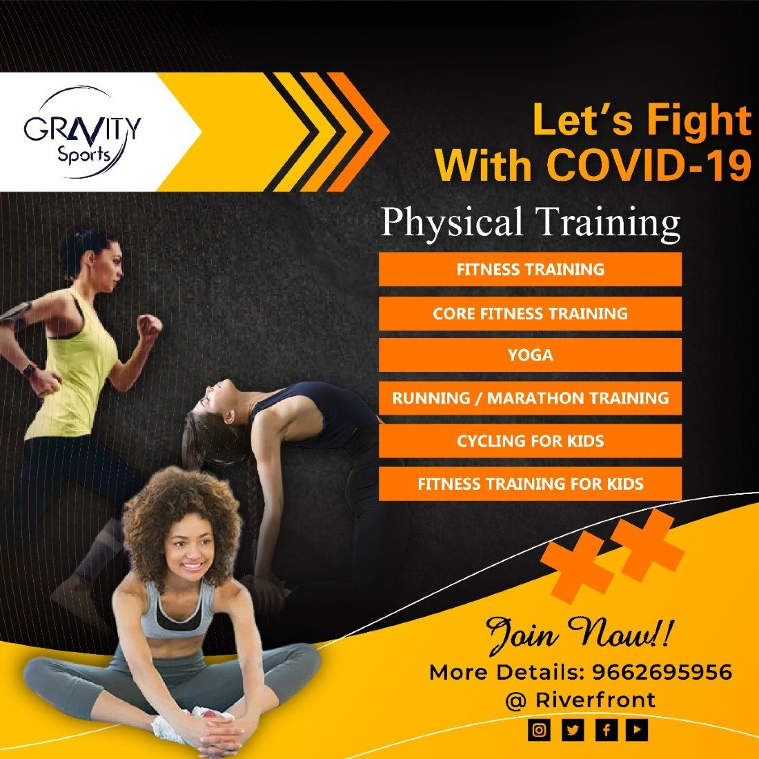 Gravity Sports Fitness Training  | Event in Ahmedabad | AllEvents.in