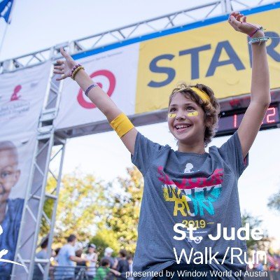 Greater Austin St. Jude WalkRun to End Childhood Cancer