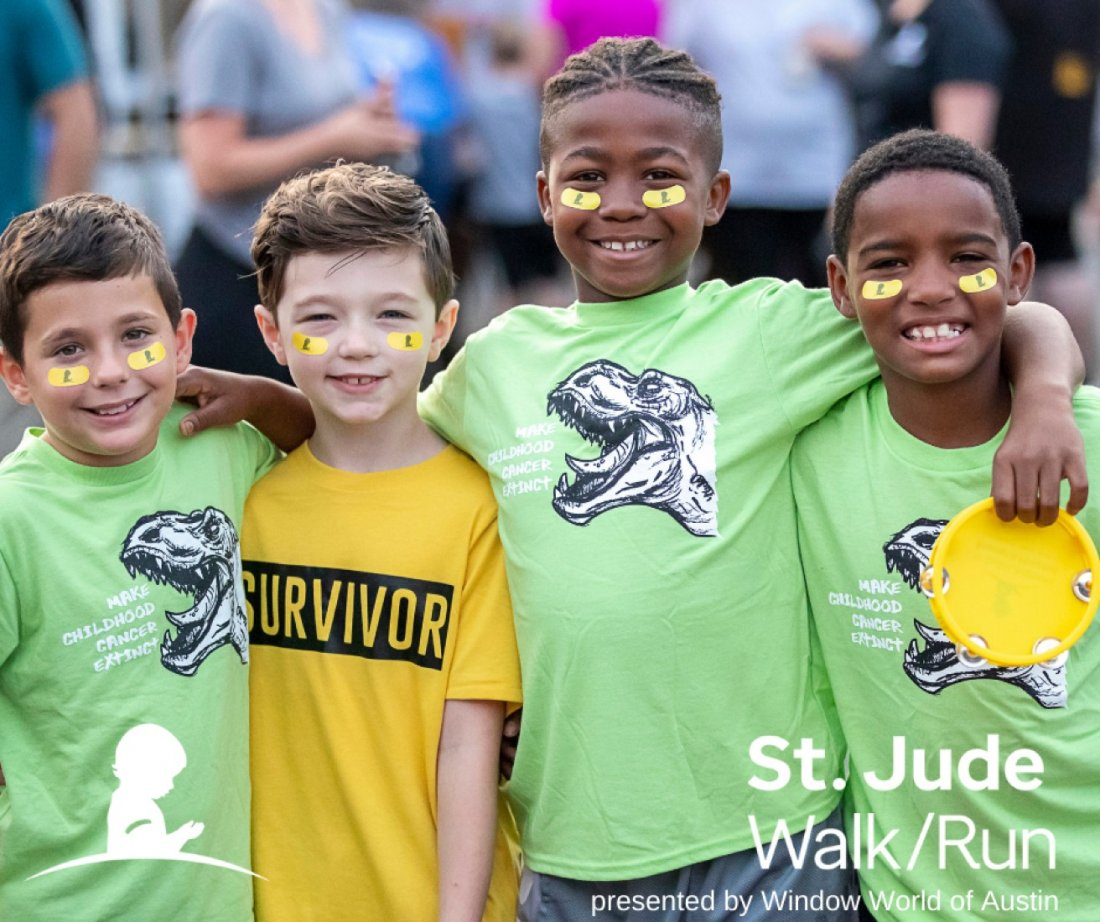 Greater Austin St. Jude Walk/Run to End Childhood Cancer, 18 September | Event in Round Rock | AllEvents.in