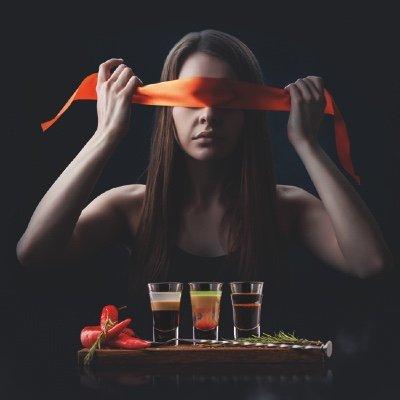 Cocktail Blind Tasting Challenge