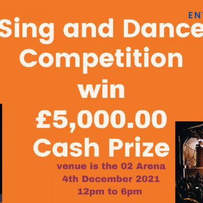 Sing and Dance Competition UK