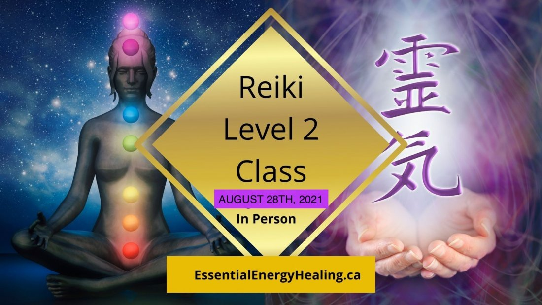 Reiki Level 2 Certification Class, In person, 28 August   Event in Red Deer   AllEvents.in