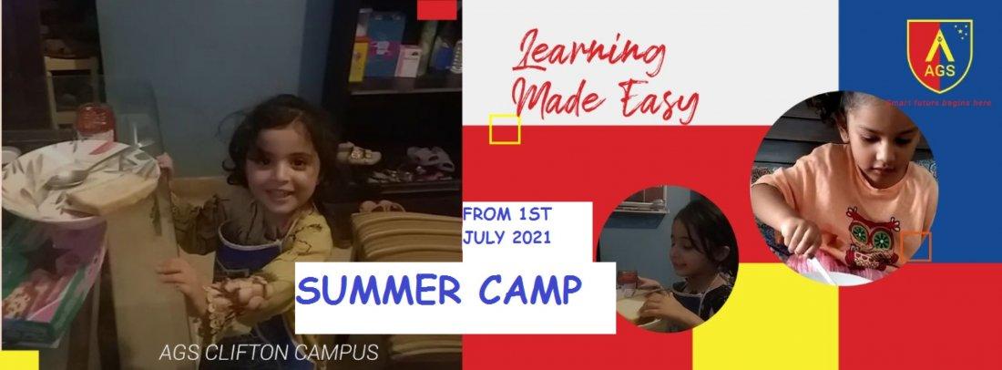 Summer Camp 2021 Aspire Grammar School - Clifton Campus   Event in Karachi   AllEvents.in