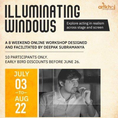 Illuminating Windows Workshop for realistic screen performance