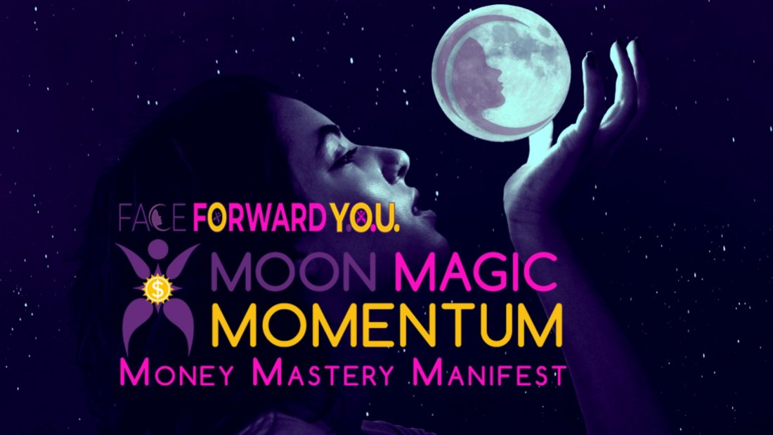 Moon Magic Momentum Money Mastery Manifest | Online Event | AllEvents.in