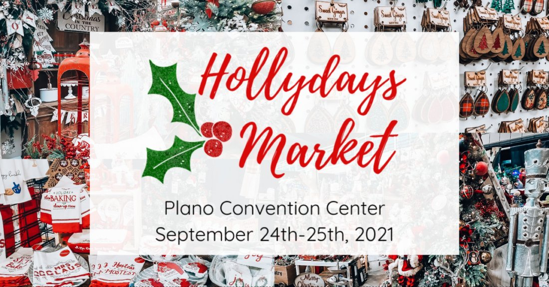 Hollydays Market of Plano, 24 September | Event in Plano | AllEvents.in