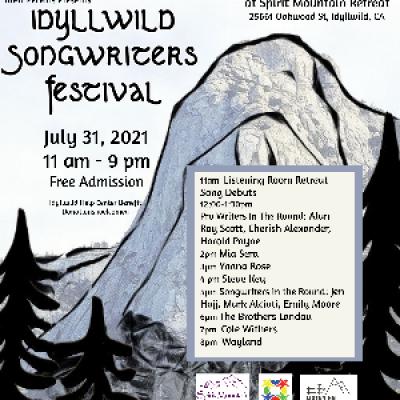Idyllwild Songwriters Festival