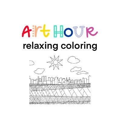 Art Hour Relaxing Coloring
