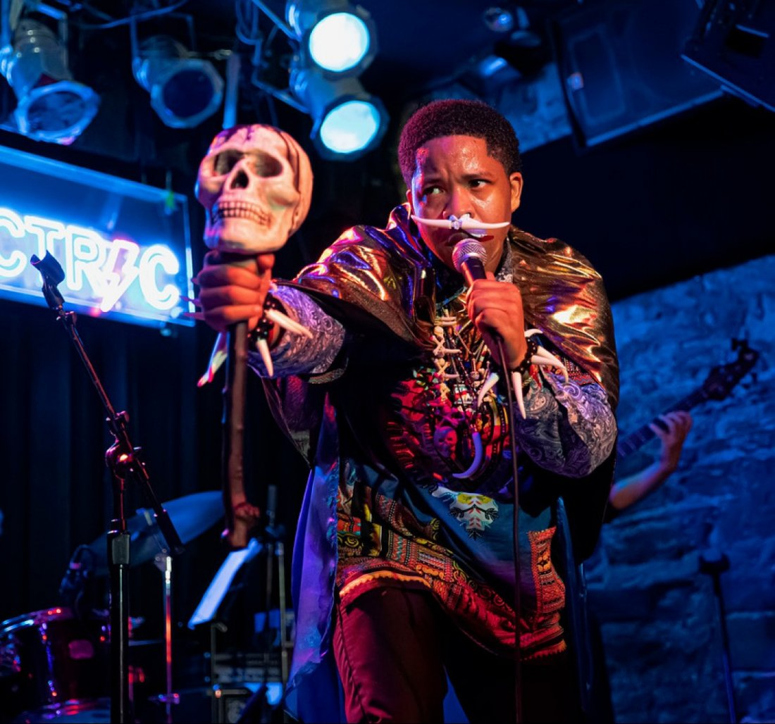 Resurrection of Screamin' Jay Hawkins Band, 24 October | Event in Bordentown | AllEvents.in