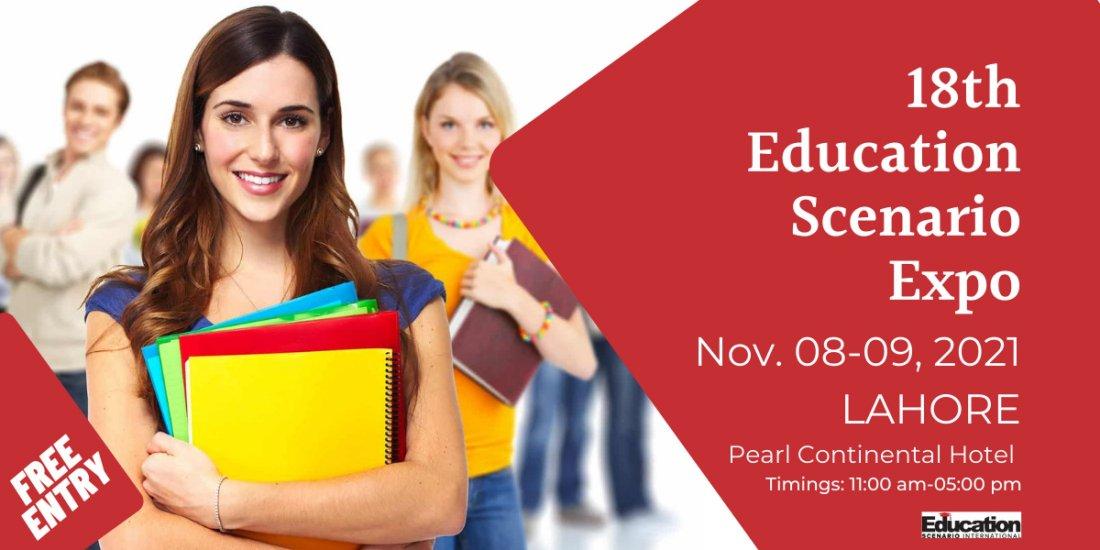 18th Education Scenario Expo, 8 November | Event in Lahore | AllEvents.in