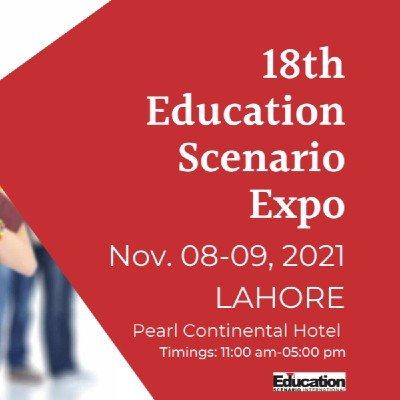 18th Education Scenario Expo