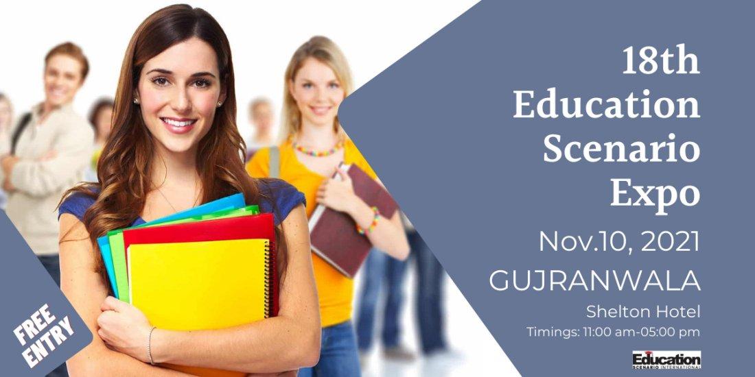 18th Education Scenario Expo, 10 November | Event in Gujranwala | AllEvents.in