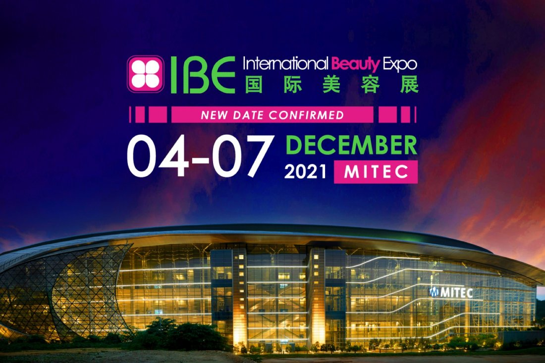 IBE International Beauty Expo 2021, 4 December | Event in Kuala Lumpur | AllEvents.in