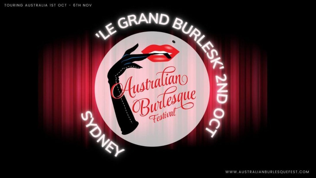 Le Grand Burlesk, 2 October   Event in Surry Hills   AllEvents.in