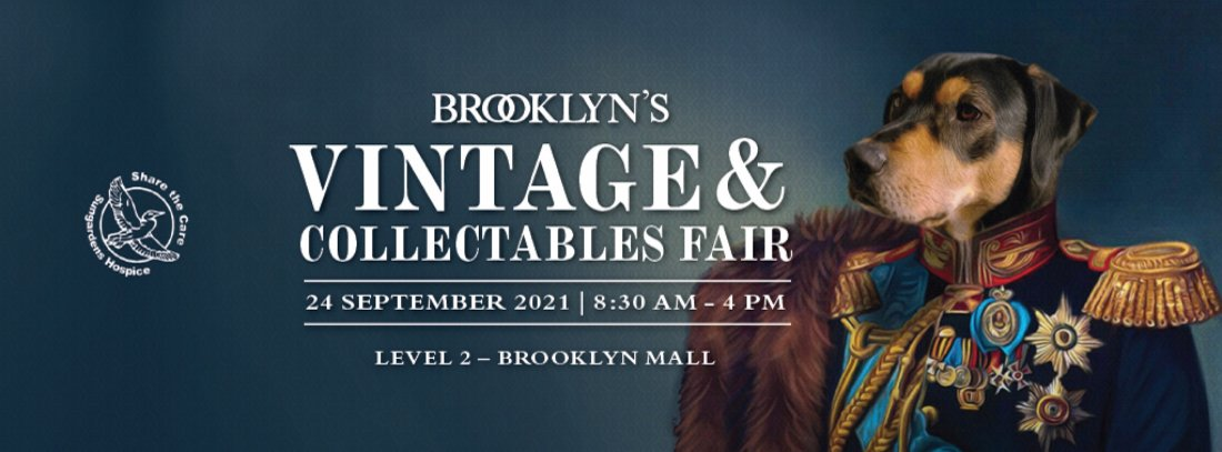 Brooklyn Mall Charity Vintage & Collectables Fair   Event in Pretoria   AllEvents.in