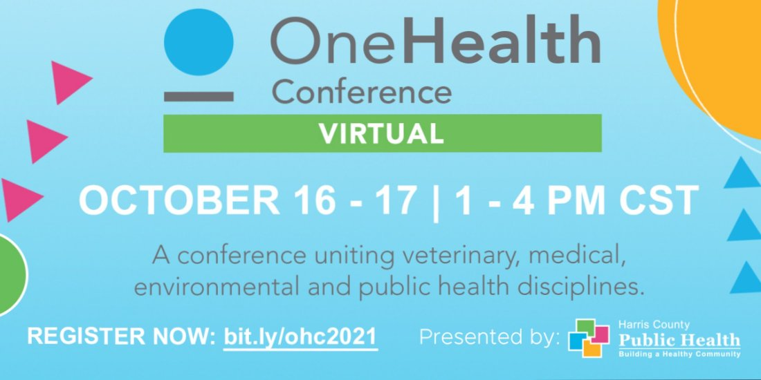 One Health Conference, 16 October | Online Event | AllEvents.in