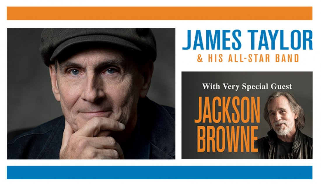 James Taylor 2021, 25 October | Event in Portland | AllEvents.in