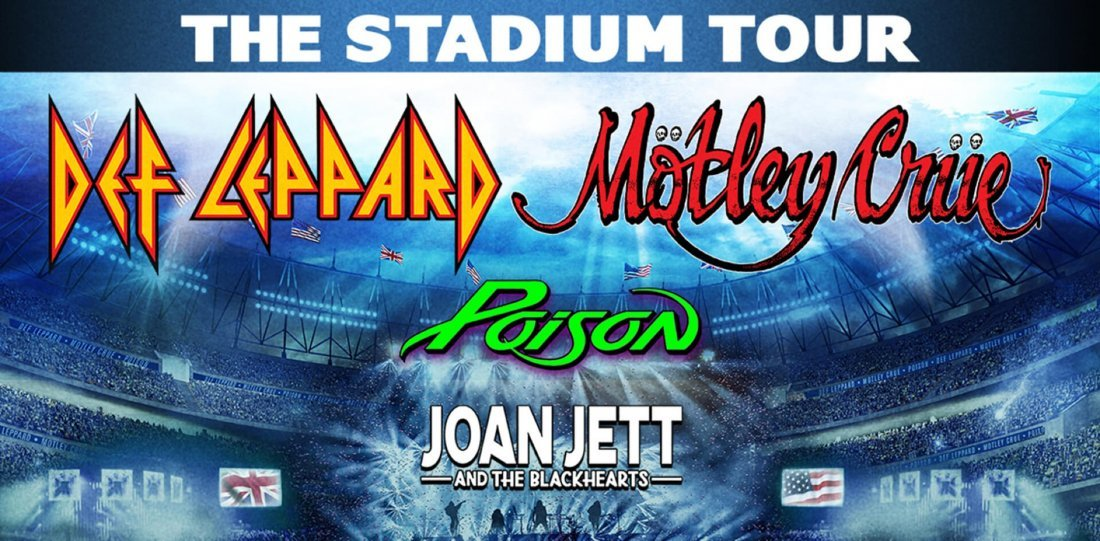 Def Leppard The Stadium Tour, 12 August | Event in Pittsburgh | AllEvents.in