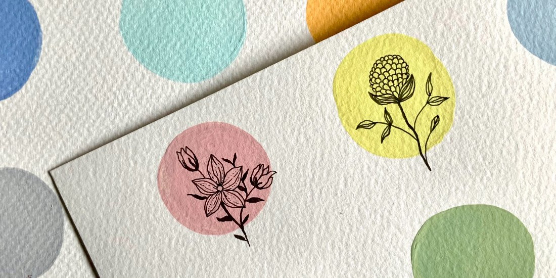 31 Floral Illustration in 31 days August Challenge with @shahrachaita | Online Event | AllEvents.in