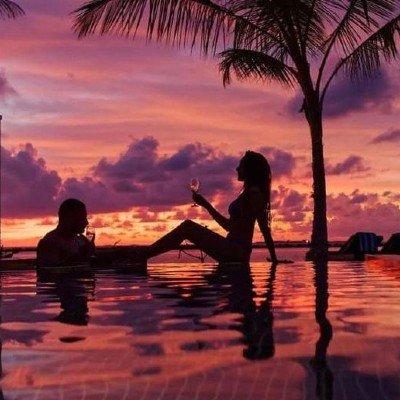 Mesmerized In Maldives