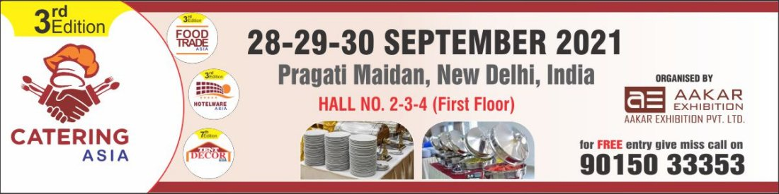 Catering Asia 2021, 28 September | Event in New Delhi | AllEvents.in
