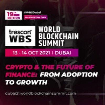 World Blockchain Summit - Dubai 2021