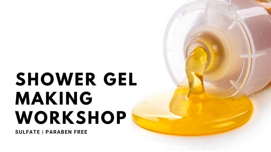 Shower Gel Making Workshop | Online Event | AllEvents.in